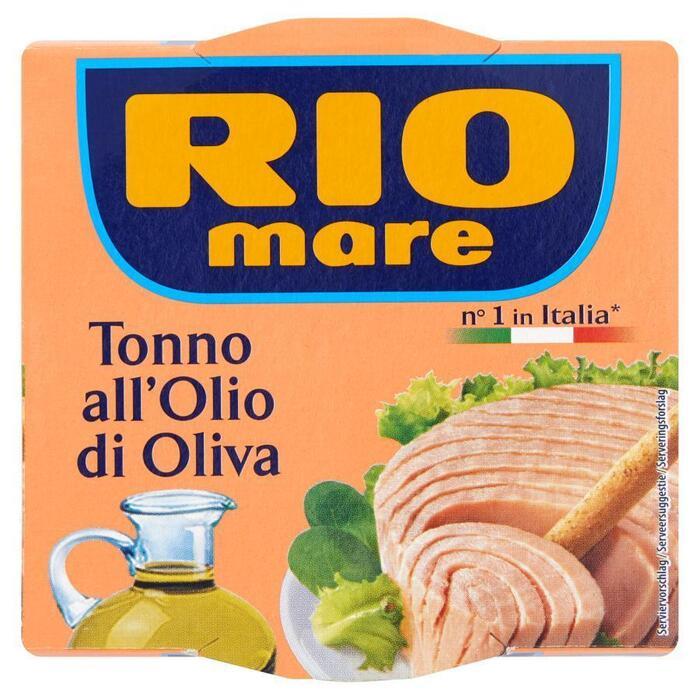 Tonijn in olijfolie (blik, 160g)