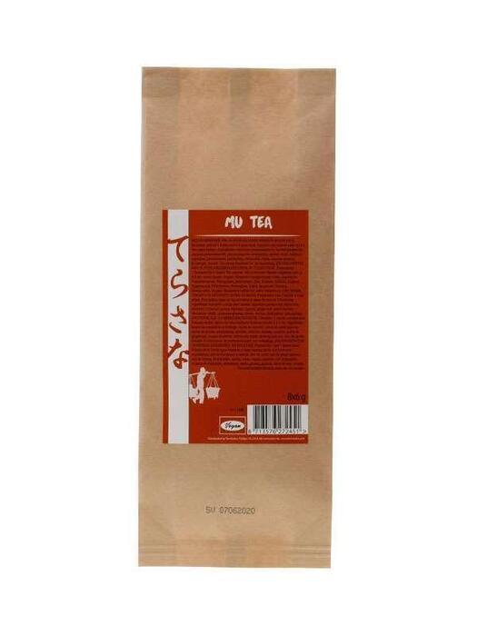 Mu thee 16 kruiden - theebuiltjes TerraSana 8st (8 st.)