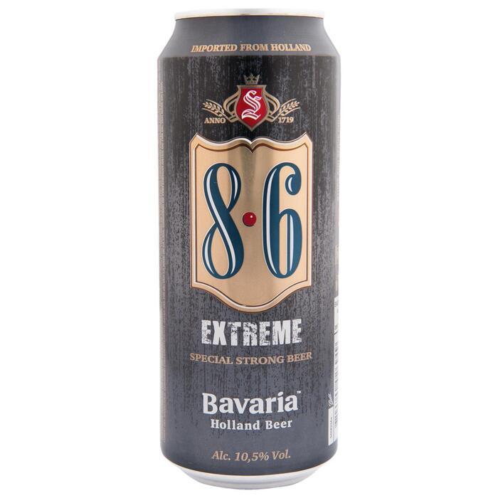 Zwaar bier extreme 10.5% max. 144 blikken per klant (0.5L)
