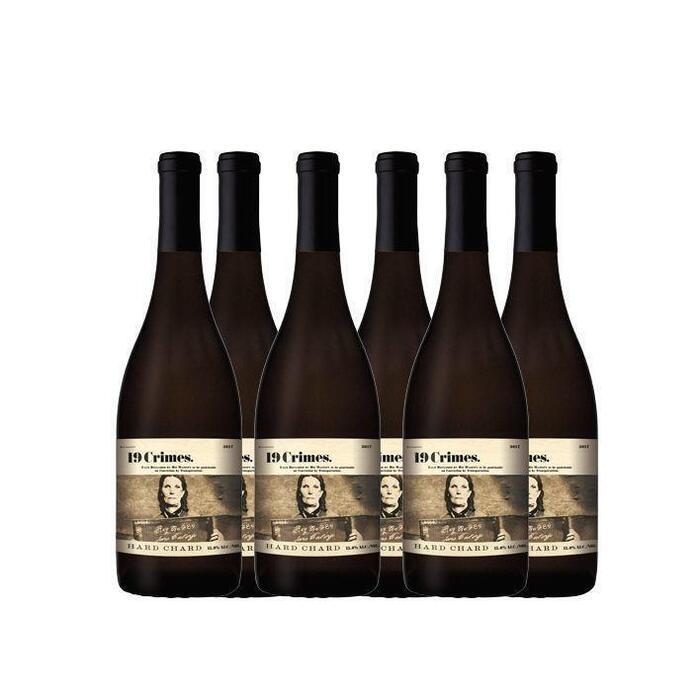 19 Crimes Chardonnay (6 × 0.75L)