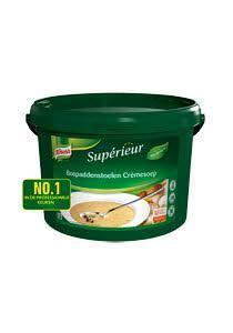 Knorr Sup Bospaddenstoelensoep 3Kg 1X (3kg)