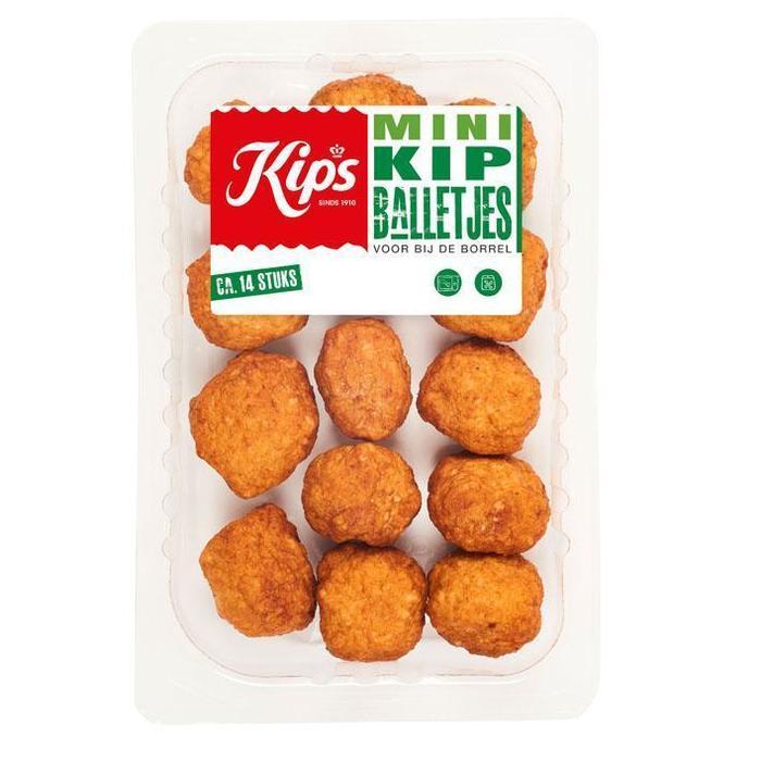 Kips Mini kipballetjes (185g)