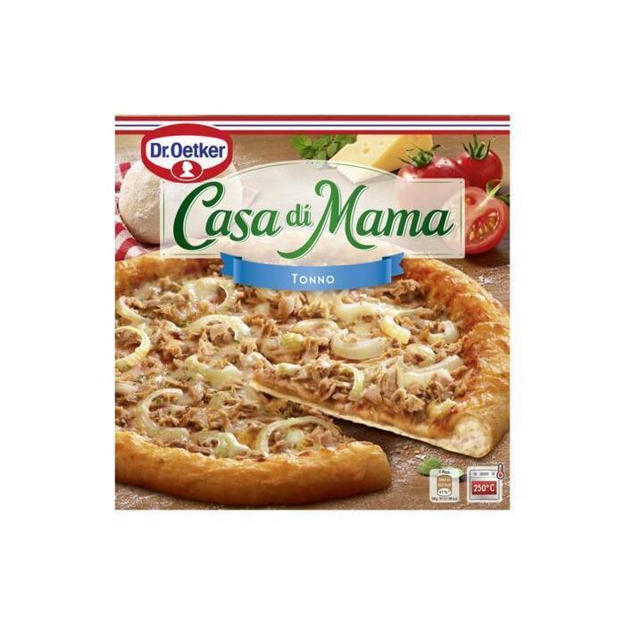 Casa di Mama Pizza Tonno (Stuk, 435g)