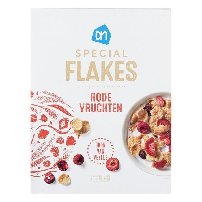 AH Special flakes rode vruchten (425g)