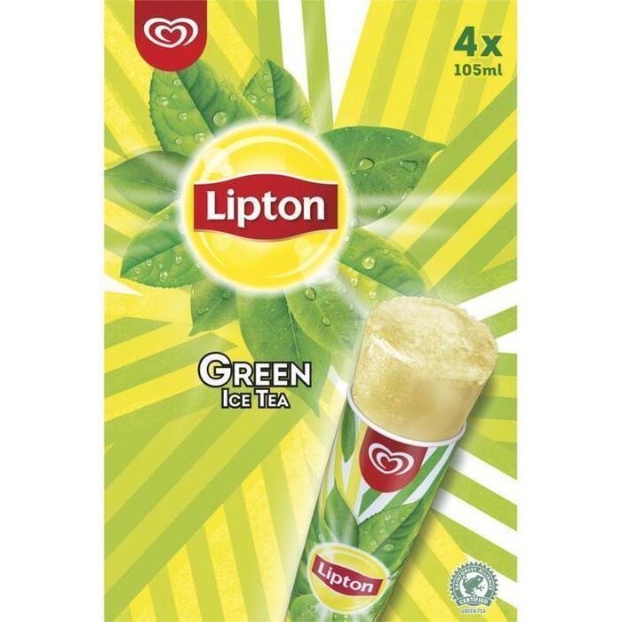 Ola Lipton green ice tea (4 × 42cl)