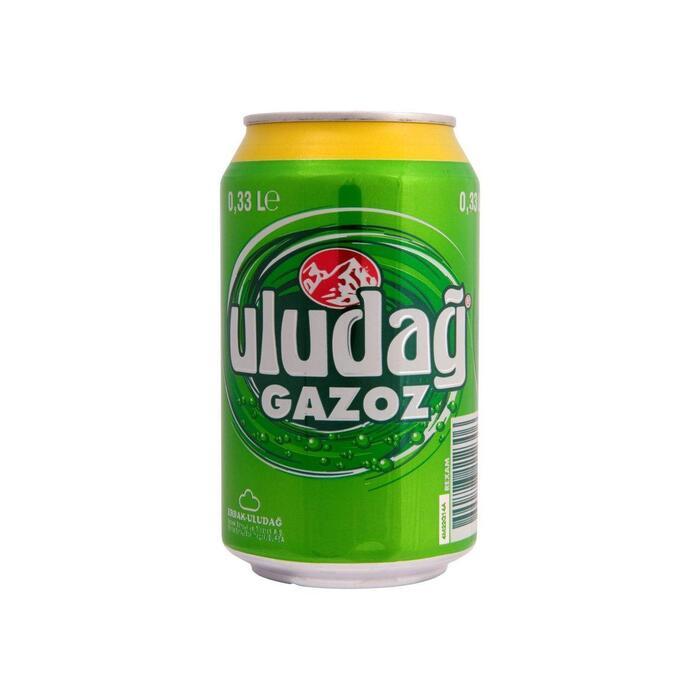 Uludag Limonade gazoz (33cl)