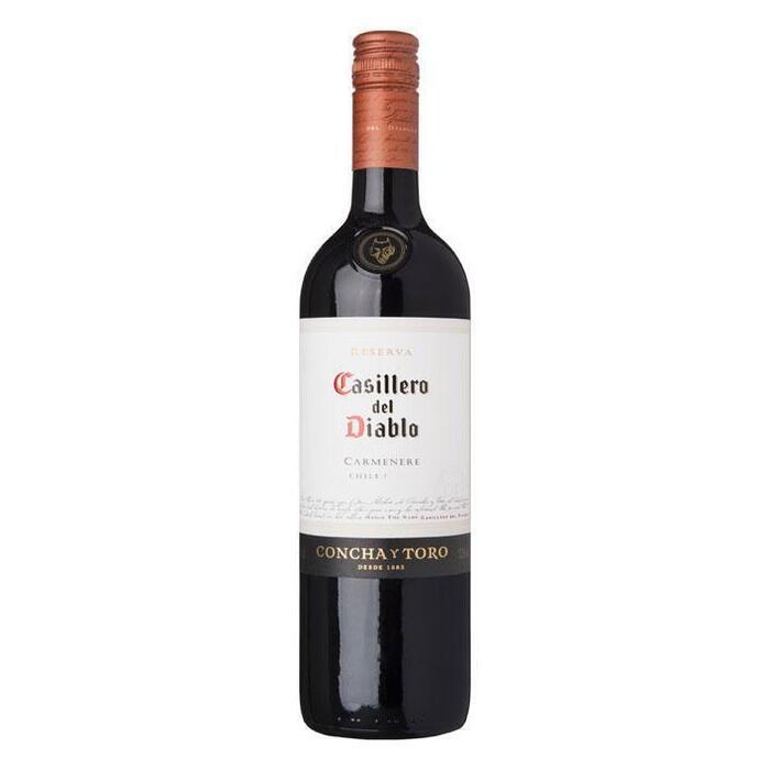 Casillero del Diablo Carménère (fles, 0.75L)