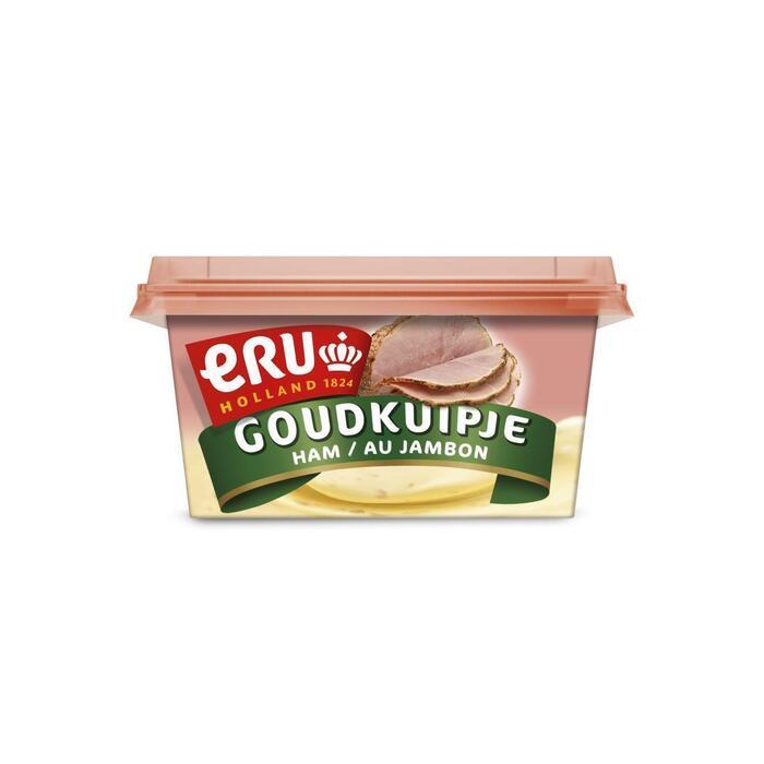 ERU Goudkuipje Ham (100g)