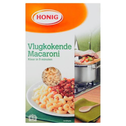 Vlugkokende Macaroni (doos, 250g)