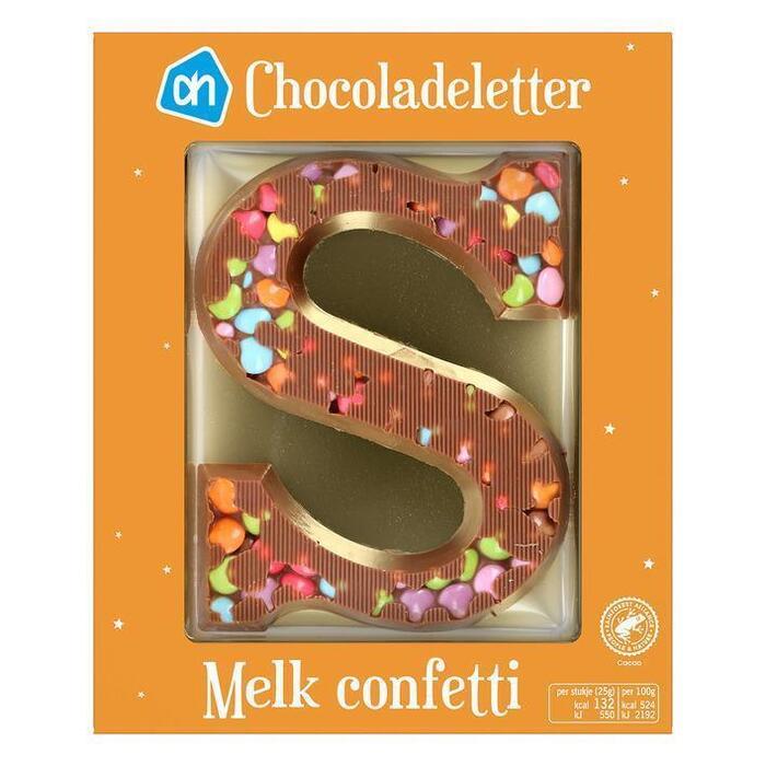 AH Letter confetti (75g)