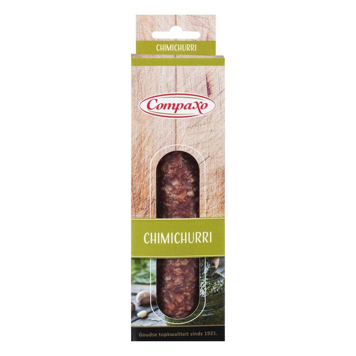 Compaxo specials droge worst chimichurri 125g (125g)