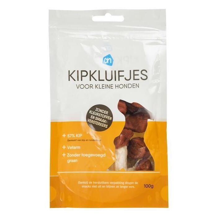 AH Kipkluifjes voor kleine honden (100g)