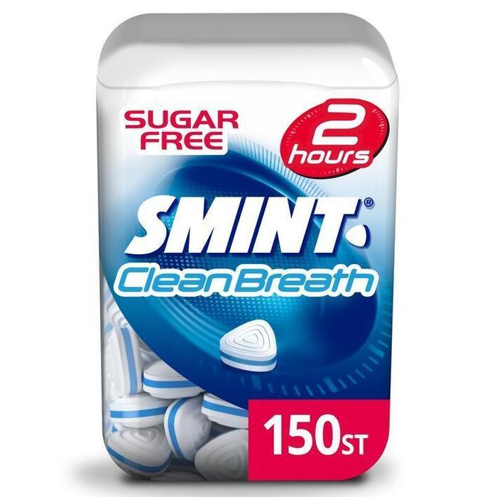 Smint Clean breath peppermint (150 × 105g)