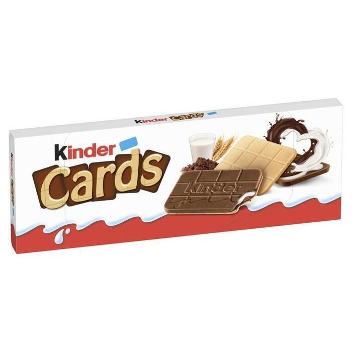 Kinder Cards 5 x 2 Stuks 128 g (128g)