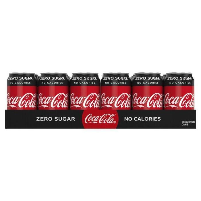 Coca Cola zero (rol, 33cl)